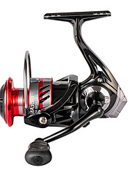 cheap -beimingyu totem c 800 1000 2000 3000 4000 saltwater spinning fishing reel innovative water resistance 9+1bbs speed ratio 5.2:1 (2000)