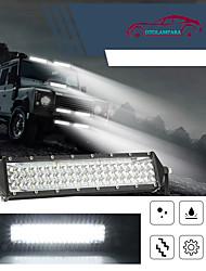 cheap -OTOLAMPARA 14 Inches Penta Style Super Bright Lightness 264W LED Light Bar Ultra-slim SUV Truck Trailer Excavator Special Vehicle Equipment LED Work Light Bar IP68 Waterproof White 1pcs