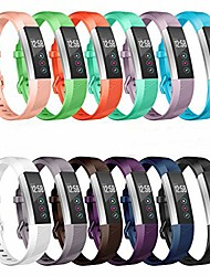 cheap -Smartwatch band replacement wristband, compatible with alta and alta hr, adjustment wristband, alta hr, soft silicone, sports wrist strap, 12 se, small