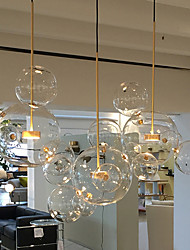 cheap -Pendant Light 30 cm Single Design Aluminum LED Nordic Style 110-240 V