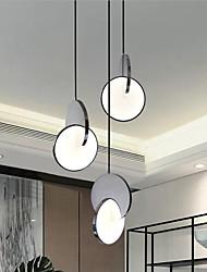 cheap -LED Pendant Light Modern Decor Light Bedside Light Kitchen Dining Room 18 cm Single Design Stainless Steel LED Nordic Style 110-240 V
