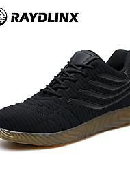 cheap -Men and Women Safety Shoe Boots Work Flyknit F7 white F7 black Spring & Summer