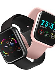 cheap -I5 Smart Watch Fitness Trackers with Heart Rate Monitor Activity Tracker Pedometer 1.3 Inch Color Screen Step Counter Smartwatch IP67 Waterproof Calorie Counter Sleep Monitor
