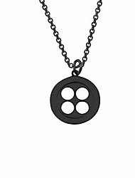 cheap -keychin horror and fantasy film inspired sleeve button necklace coraline jewellery the secret door coraline key cosplay gift coraline fans gift girl jewellery (button necklace)