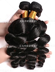 cheap -amazon new product european and american wig female chemical fiber hair curtain loosewave black wig manufacturer spot wholesale