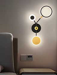 cheap -LED Wall Light Bedside Light Modern Nordic Style Wall Lamps Wall Sconces Swing Arm Lights Living Room Bedroom Iron Wall Light 110-120V 220-240V