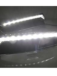 cheap -suitable for 13 models of volkswagen new lavida low-profile daytime running lights, longline low-profile daytime running lights, high-profile fog lights