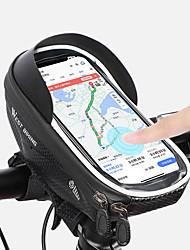 cheap -/ Bike Frame Bag Top Tube Reflective Waterproof Portable Bike Bag EVA Bicycle Bag Cycle Bag Outdoor Exercise Bike / Bicycle