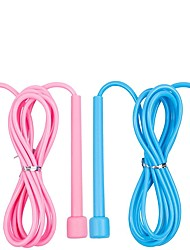 cheap -Kids Jump Ropes Adjustable & Lightweight Skipping Rope for Boys& Girls Preschooler School-Aged Child Pack of 2 Jumping Ropes