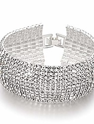cheap -youbella jewellery silver plated latest crystal bracelet bangle jewellery for girls and women