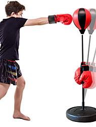 cheap -Punching Bag for Kids - Adjustable Freestanding Punching Bag with Stand  Boxing Bag with Boxing Gloves Air Pump Set Toys for Boys Girls Training Fitness