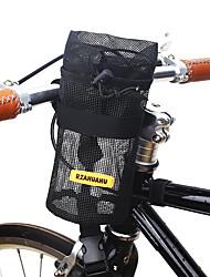 cheap -1 L Bike Frame Bag Top Tube Cycling Water Bottle Pocket Multifunctional Bike Bag Terylene Bicycle Bag Cycle Bag Outdoor Exercise