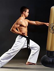 cheap -Punching Bag For Taekwondo Martial Arts Kick Boxing Leak-Proof Explosion-Proof Non Toxic PVC Kid's Adults' Black Gold