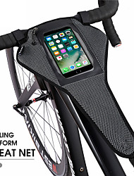 cheap -/ Bike Frame Bag Top Tube Waterproof Portable Durable Bike Bag Polyster Bicycle Bag Cycle Bag Outdoor Exercise Bike / Bicycle