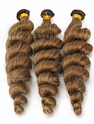 cheap -amazon new product european and american wig female chemical fiber hair curtain loose wave brown wig manufacturer spot wholesale