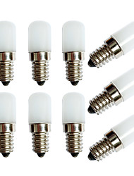 cheap -LED Globe Bulbs 1.5W 80lm E14 6 LED Beads SMD 2835 Warm White White 180-240V
