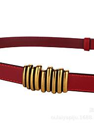 cheap -manufacturer's fine leather belt women's decoration with jacket sweater dress trend all-match leather belt buckle ladies belt