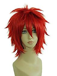cheap -halloweencostumes mtxc uta no prince-sama cosplay otoya ittoki reverse bend wig red