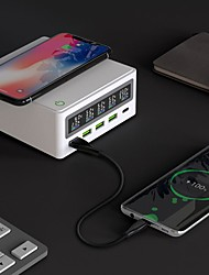 cheap -110 W Output Power USB PD Charger Fast Charger USB Charger Wireless Charger QC 3.0 Wireless Charger Fast Charge For Universal