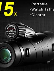 cheap -15 X 50 mm Monocular Waterproof Anti Fog High Definition