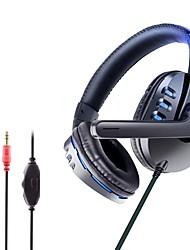 cheap -OVLENG X6 Gaming Headset 3.5mm Headphone 3.5mm Microphone Desktop Computer Ergonomic Design Retractable Stereo for Apple Samsung Huawei Xiaomi MI  PC Computer Gaming
