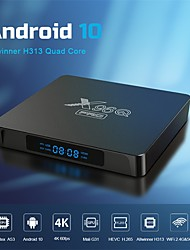 cheap -Android 10.0 TV Box X96Q PRO 4K New Design 4K Digital Display Cortex-A53 1GB 2GB 16GB 8GB