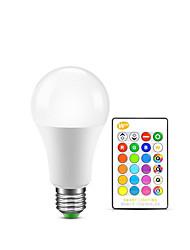 cheap -Voice Control LED Lamp E27 110V 220V APP Control Smart Home Indoor Lights RGBWW Remote LED Bulb WiFi Bluetooth Smart Light Bulb