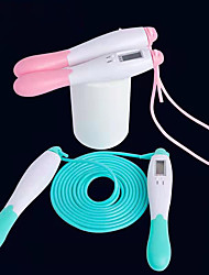 cheap -Jump Rope / Skipping Rope Sports PVC / Vinyl ABS+PC Fitness Gym Workout Numbers Wearproof For All Unisex