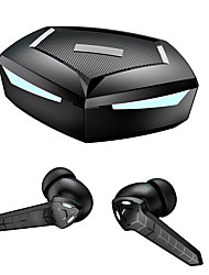 cheap -P36 Wireless Gaming Headset TWS Bluetooth 5.1 Earphones Charging Box Wireless Gaming Headphone 9D Stereo Sports Earbuds Headsets  Ultra Low Latency With Microphone Earbuds
