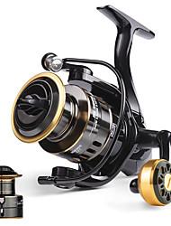 cheap -Fishing Reel Spinning Reel 5.2:1 Gear Ratio 12 Ball Bearings Powerful for Sea Fishing / Fly Fishing / Freshwater Fishing