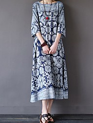 cheap -factory direct supply large discount 2019 new indian ethnic style flower large size dress