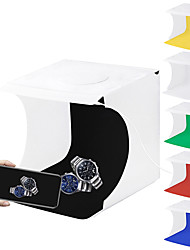 cheap -20*20 cm Softbox PULUZ PortableForLive Streaming Video Shotting Video Studio Shooting Product Display
