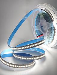 cheap -LED Strip 2835 1200LEDs High Brighter Warm White Natural White Flexible LED Rope Ribbon Tape Light Lamp 5m DC 12V