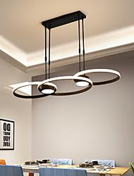 cheap -LED Pendant Light 89 cm Single Design Chandelier Aluminum Artistic Style Stylish Painted Finishes Artistic LED 220-240V