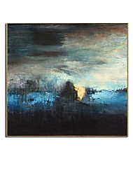 cheap -Oil Painting Handmade Hand Painted Wall Art Modern Abstract Paintings Home Decoration Decor Stretched Ready to Hang