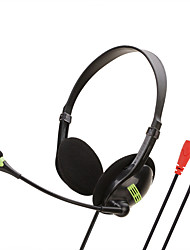 cheap -SOYTO SY440MV Gaming Headset 3.5mm Headphone 3.5mm Microphone Ergonomic Design InLine Control for Apple Samsung Huawei Xiaomi MI  PC Computer Gaming