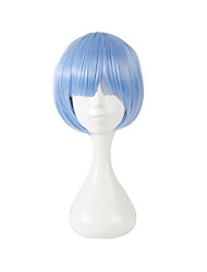 cheap -scratch net from scratch life in another world rem ram wig cosplay wig wholesale