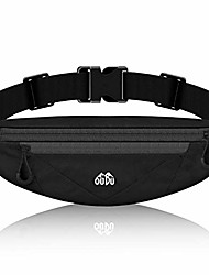 cheap -fanny pack, waist pack for men & women, adjustable running belt bag for sports workout traveling running casual carrying all size of phones
