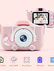 cheap -X5S Kids Camera Mini Portable 2 inch 20.0MP CMOS Street
