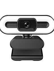 cheap -2K HD Computer Camera Usb Camera Live Camera with Fill Light Autofocus Contact Adjustment
