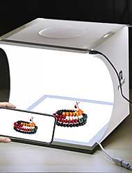 cheap -20 cm Softbox PULUZ PortableForLive Streaming Video Shotting Video Studio Shooting Product Display