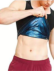 cheap -Shapewear Sports Yoga Fitness Bodybuilding Non Toxic Durable Tummy Control Weight Loss Improve Flexibility For Men