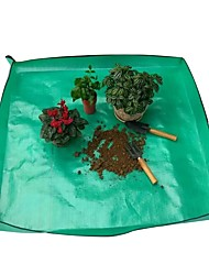 cheap -2pcs Planting Mat Gardening Potting Mat Gardening Pad Waterproof Reusable Flower Gardening Mats Transplanting Foldable Pad