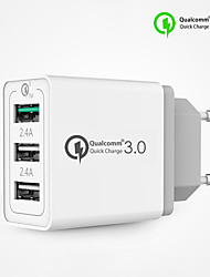 cheap -30 W Output Power USB Portable Charger Portable Multi-Output NULL For Cellphone