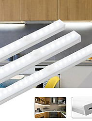 cheap -21CM Kitchen LED Bulb PIR Motion Sensor Wireless Wall Lamp Rechargeable LED Cabinet Light for Wardrobe Stair Cupboard Bed Light