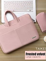 cheap -Laptop Bag 13.3 15.6 14 inch Waterproof Notebook Bag Sleeve For Macbook Case M1 Air Pro 13 15 Huawei Shoulder Handbag Briefcase