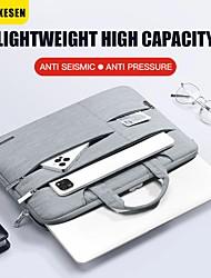 cheap -Laptop Bag 13.3 14 INCH Waterproof Notebook Bag Sleeve For Macbook Air Pro 13 15 Computer Shoulder Handbag Briefcase Bag