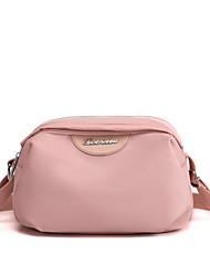 cheap -Women's Bags Polyester Crossbody Bag Daily 2021 Blue Blushing Pink Black Khaki