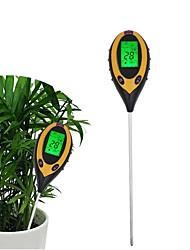cheap -Soil PH Meter Soil Tester, 4 in 1 Soil Test Kit, pH Moisture Temperature Light Water Tester and Monitor, Testing Kits for Garden, Farm, Lawn