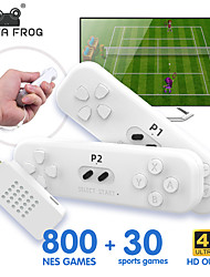 cheap -4K Video Game Console Built-in 830 Classic Games Mini Retro Console Wireless Controller HDMI-Compatible for Family TVs